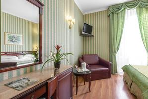Gambrinus Hotel | Rome | Concierge et réception 24/24