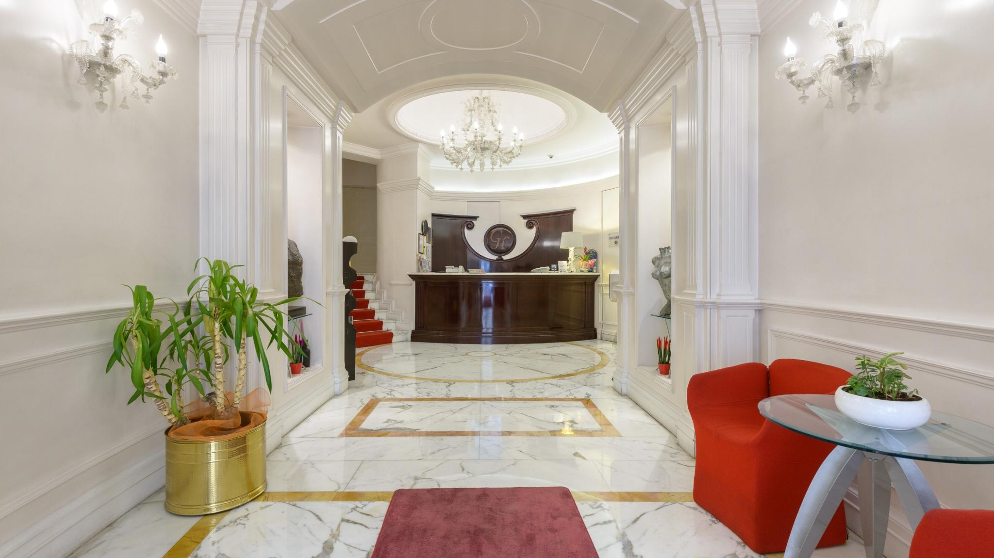 Gambrinus Hotel Roma